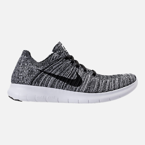 Right view of Women's Nike Free RN Flyknit Running Shoes