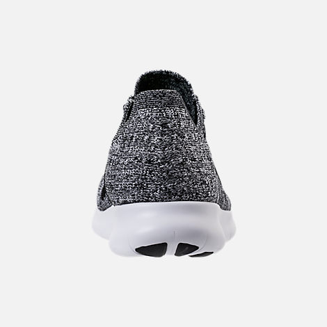 Back view of Women's Nike Free RN Flyknit Running Shoes
