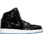 Girls' Grade School Air Jordan Retro 1 High Premium Heiress Collection (3.5y - 9.5y) Basketball Shoes