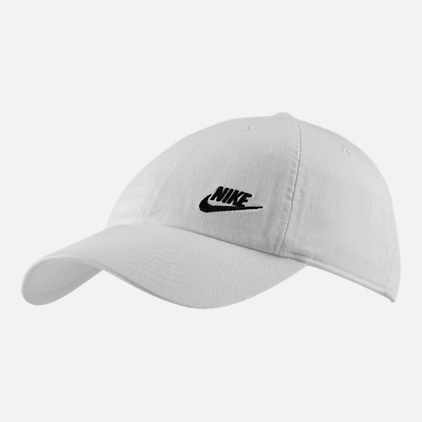 Front view of Women's Nike H86 Swoosh Adjustable Hat