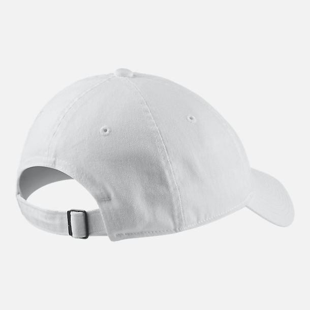 Back view of Women's Nike H86 Swoosh Adjustable Hat