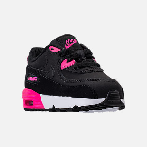 5f3243f87bcb girls-toddler-nike-air-max-90-leather-casual-