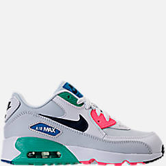 62d12b1dd1 ... discount little kids nike air max 90 leather casual shoes 0b082 2f843