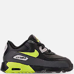 Kids' Toddler Nike Air Max 90 Leather Running Shoes