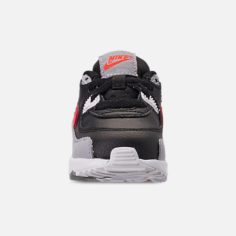 80d6701f4a9 Front view of Kids  Toddler Nike Air Max 90 Leather Casual Shoes