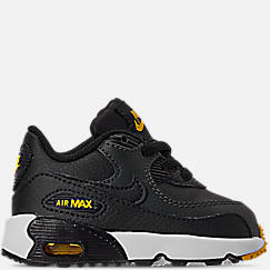 aa86d238b296 Kids  Toddler Nike Air Max 90 Leather Casual Shoes