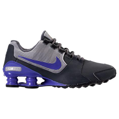 Men\u0027s Nike Shox Avenue Leather Running Shoes