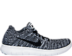 Boys' Grade School Nike Free RN Flyknit Running Shoes