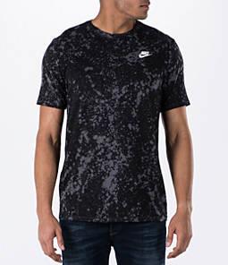 Men's Nike Splatter T-Shirt Product Image