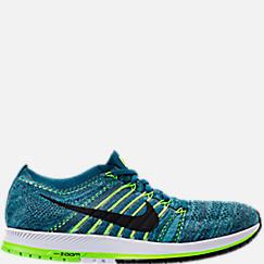 Men's Nike Zoom Flyknit Streak 6 Running Shoes. 1; 2