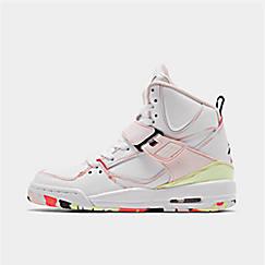 Girls' Big Kids' Jordan Flight 45 High IP (3.5y-9.5y) Basketball Shoes