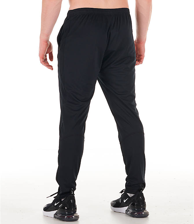 ff1379db6da4 Back Left view of Men s Nike Dri-FIT Academy Soccer Training Pants in Black