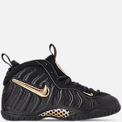 Boys' Little Kids' Nike Little Posite Pro Basketball Shoes