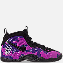 Little Kids' Nike Little Posite Pro Basketball Shoes