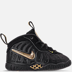 Boys' Toddler Nike Little Posite Pro Basketball Shoes