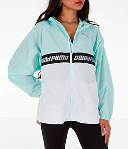 Women's Puma Modern Sports Full-Zip Wind Jacket