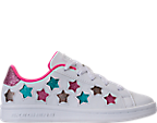 Girls' Preschool Skechers Omne - Lil Star Side Casual Shoes