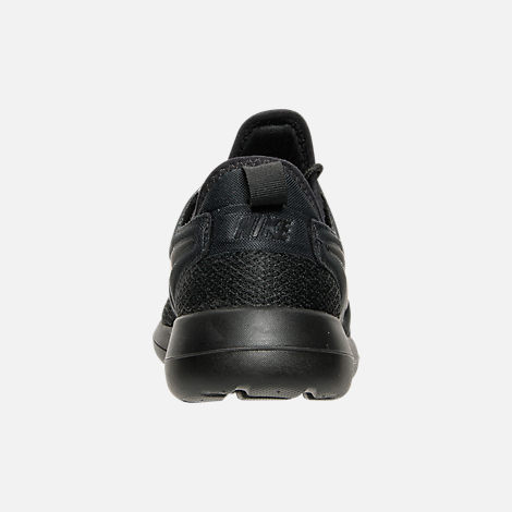 Back view of Women's Nike Roshe Two Casual Shoes in Black/Black/Black