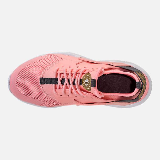 ... official store top view of girls grade school nike air huarache run  ultra casual shoes in 747b4ca14bb