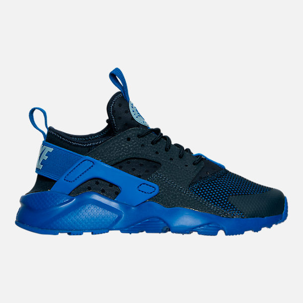 Right view of Boys' Big Kids' Nike Air Huarache Run Ultra Casual Shoes