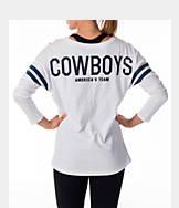 Women's Nike Dallas Cowboys NFL Tailgate Long-Sleeve T-Shirt