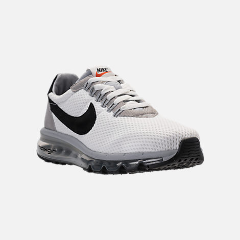 Three Quarter view of Men's Nike Air Max LD Zero Running Shoes