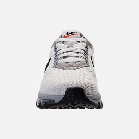 Front view of Men's Nike Air Max LD Zero Running Shoes