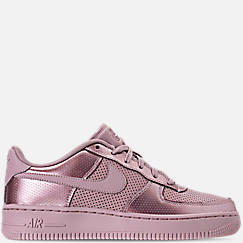 Girls' Grade School Nike Air Force 1 LV8 Casual Shoes