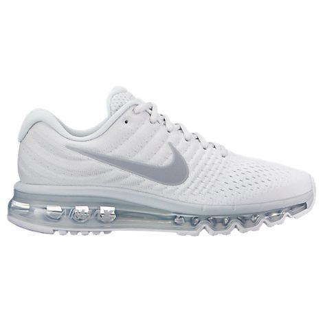 nike shoes air max womens white. women\u0027s nike air max 2017 running shoes womens white