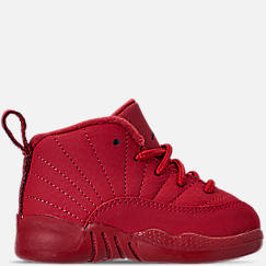 Kids' Toddler Air Jordan Retro 12 Basketball Shoes