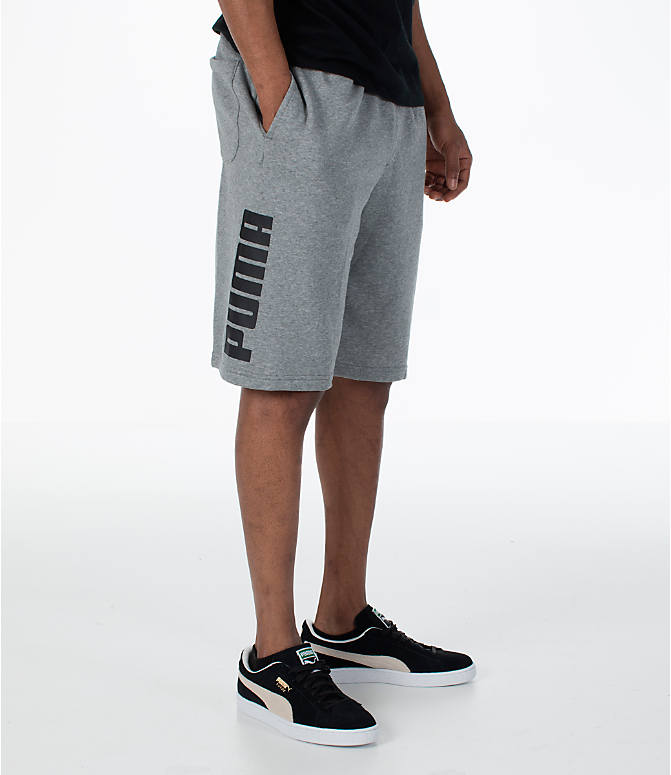 Front view of Men's Puma Rebel Shorts