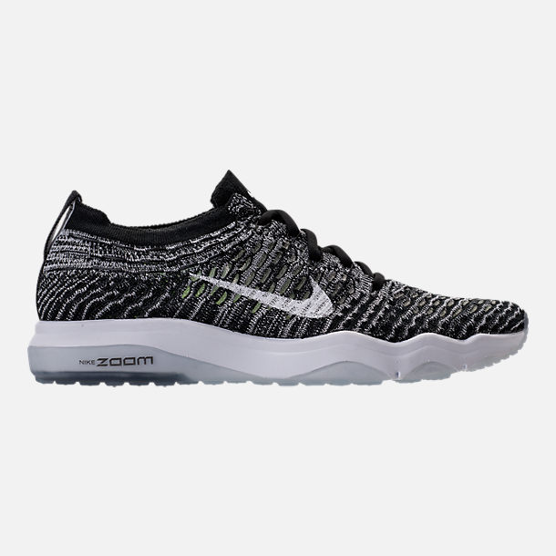 Right view of Women's Nike Air Zoom Fearless Flyknit Running Shoes