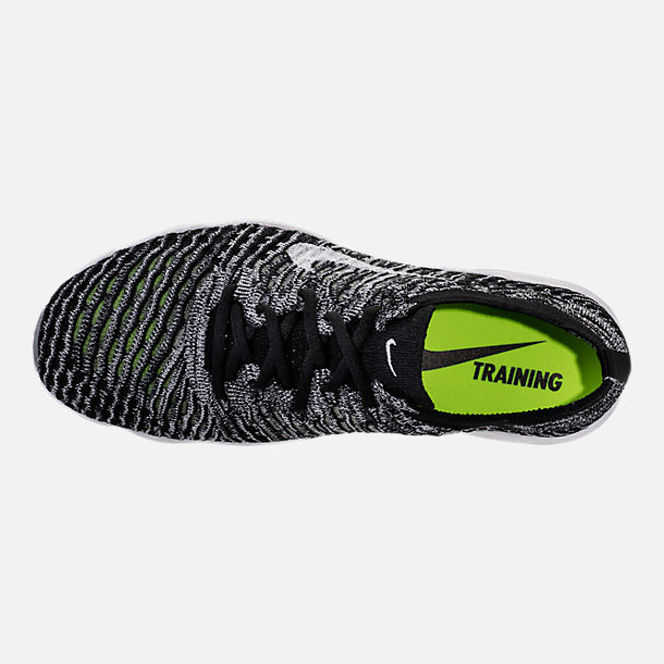 Top view of Women's Nike Air Zoom Fearless Flyknit Running Shoes
