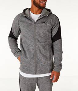 Men's Puma Evostripe Full-Zip Hoodie