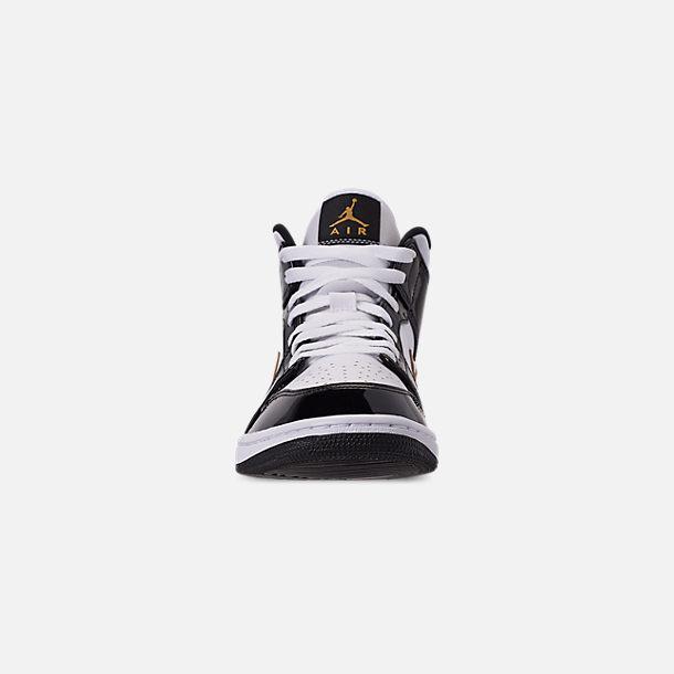 online store 624ce a329e Men's Air Jordan Retro 1 Mid Premium Basketball Shoes