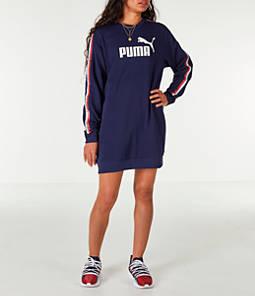 Women's Puma Tape Terry Dress