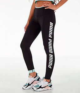 Women's Puma Modern Sports Fold Up Leggings