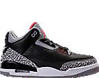 Men's Air Jordan 3 Retro OG Basketball Shoes