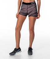 Women's Nike Pro Printed 3-Inch Shorts