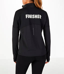 Women's Nike GO LA 10k Exclusive Dry Element Half-Zip Running Shirt