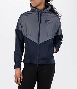 Women's Nike Sportswear Ripstop Windrunner Jacket Product Image