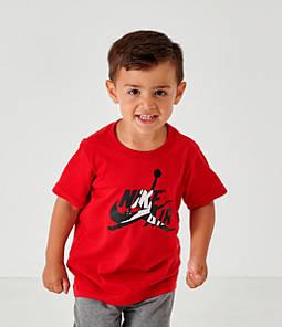 Boys' Little Kids' Air Jordan Mashup T-Shirt