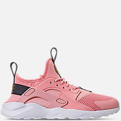 Girls' Preschool Nike Huarache Run Ultra Casual Shoes