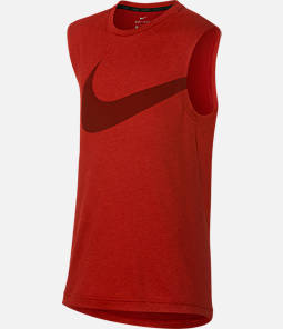 Boys' Nike Dry Breathe Training Tank