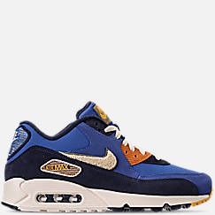 Men's Nike Air Max 90 Premium SE Casual Shoes