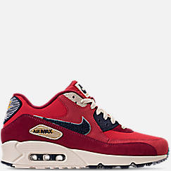 Men's Nike Air Max 90 Premium SE Casual Shoes