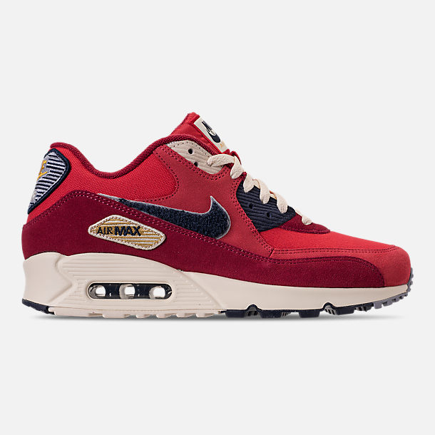 50fefde11c Right view of Men's Nike Air Max 90 Premium SE Casual Shoes