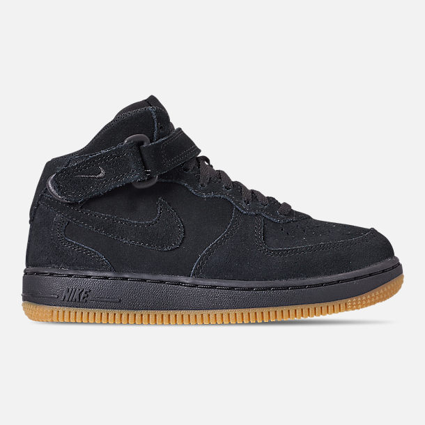 Right view of Boys  Little Kids  Nike Air Force 1 Mid LV8 Casual Shoes 9a6783aa0
