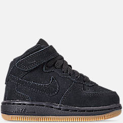Boys' Toddler Nike Air Force 1 Mid LV8 Casual Shoes