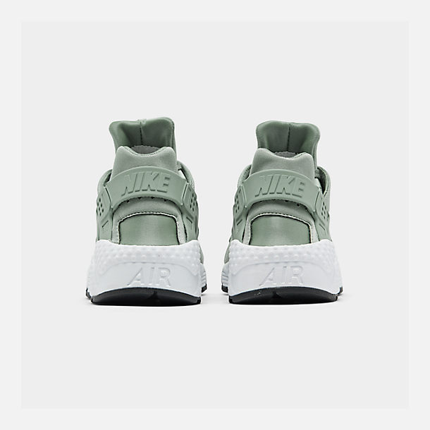 finest selection 00c0c 9ae03 Left view of Women s Nike Air Huarache Run SE Casual Shoes in Mica Green  Black